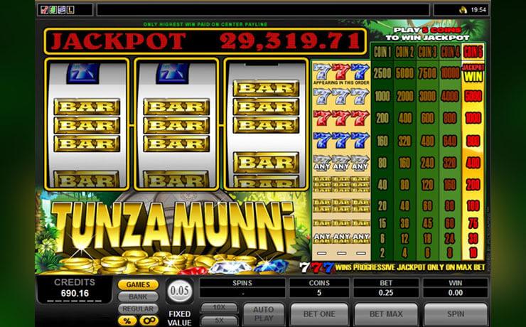 Tunzamunni Screenshot #1