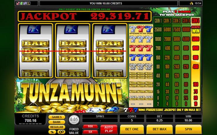 Tunzamunni Screenshot #2