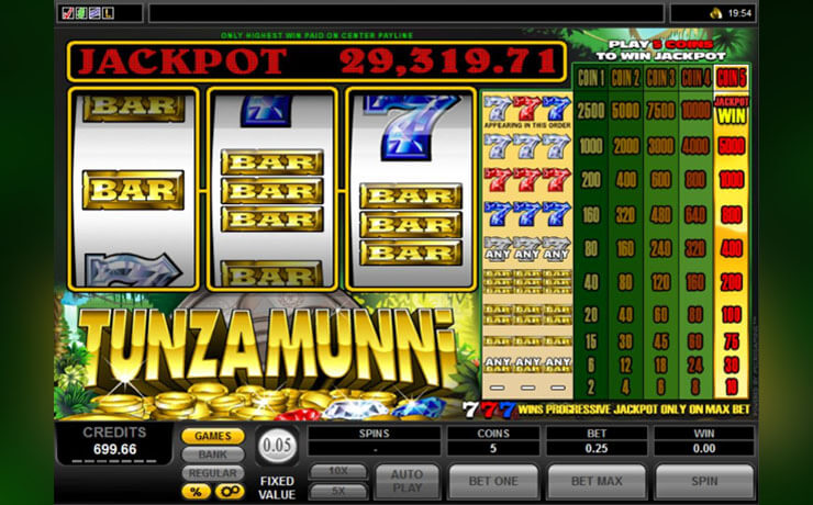 Tunzamunni Screenshot #3