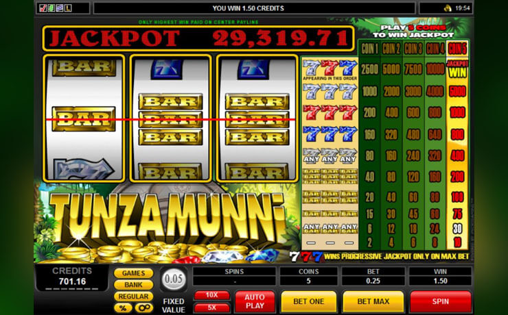 Tunzamunni Screenshot #4
