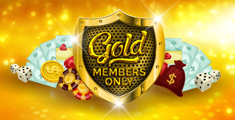 Gold Member Only Tournament