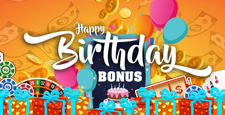 Birthday Bonus Happistar Info