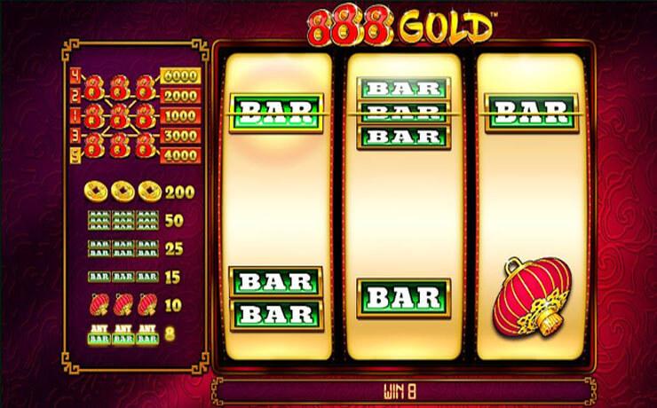 888 Gold Screenshot #2