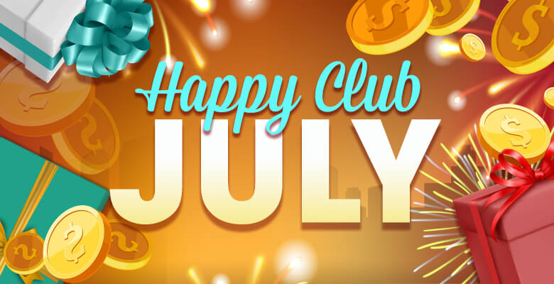 Happi Club July
