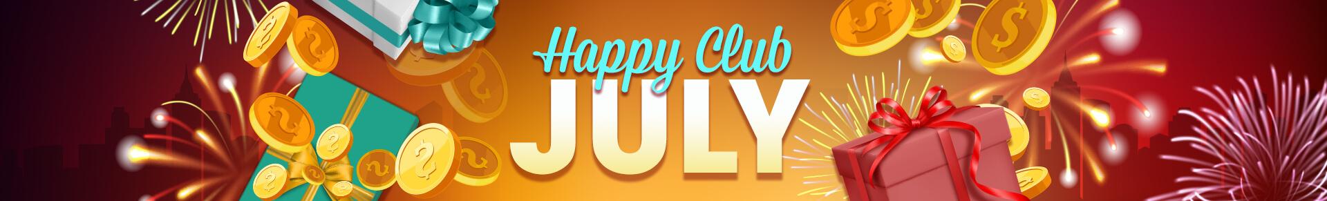 Happi Club July