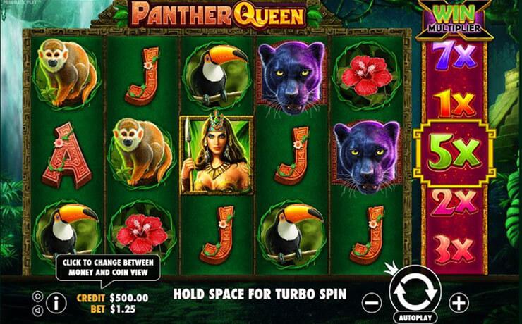 Panther Queen Screenshot #1