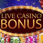Live Casino Bonus July