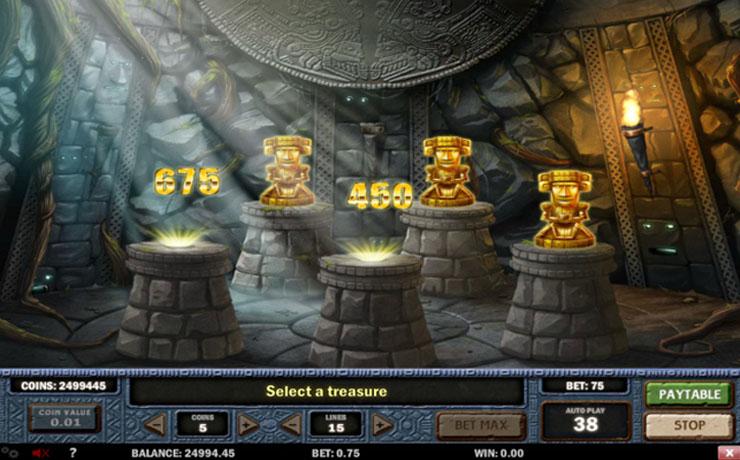 Aztec Idols Screenshot #2
