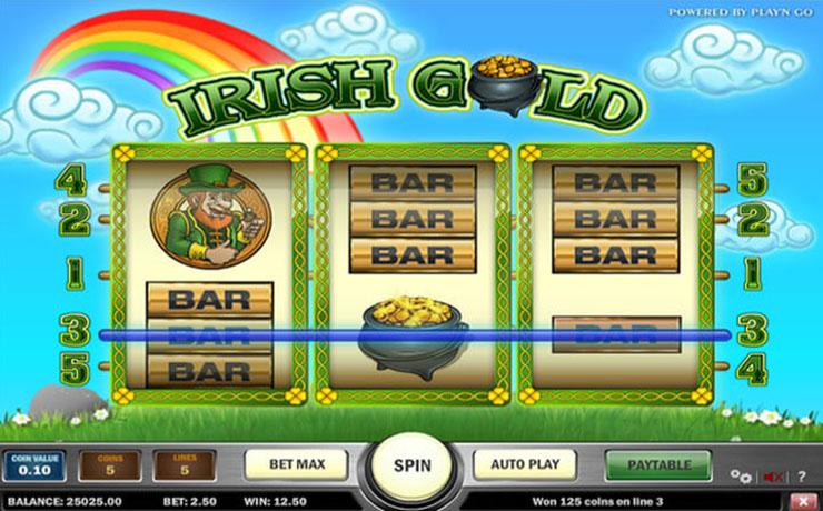 Irish Gold Screenshot #2