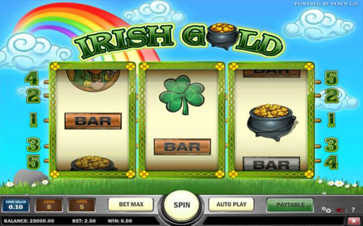 Irish Gold Screenshot #1