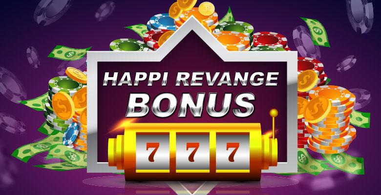 Happi Revange Bonus