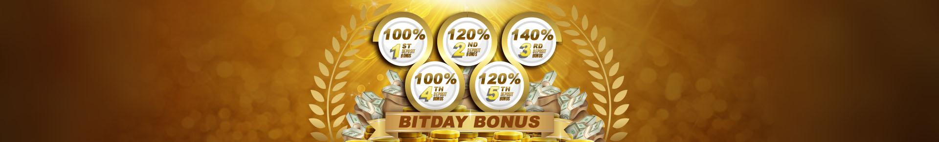 BitDay Bonus