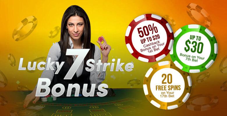 Lucky 7 Strike