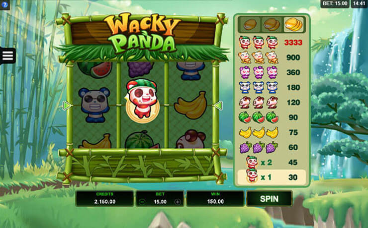Wacky Panda Screenshot #4