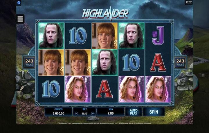 Highlander Screenshot #1