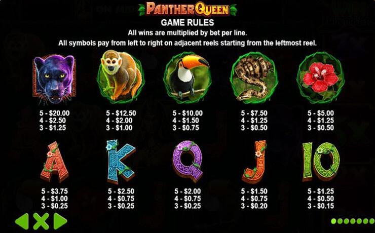 Panther Queen Screenshot #4