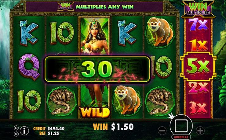 Panther Queen Screenshot #2
