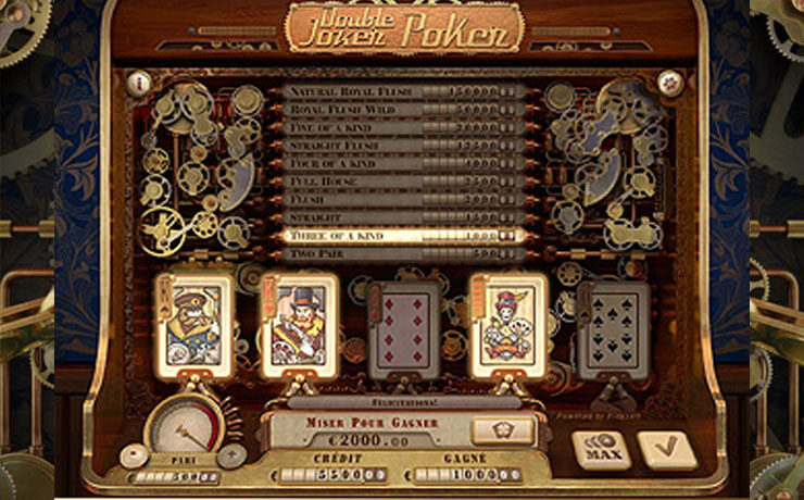 Double Joker Poker Screenshot #4