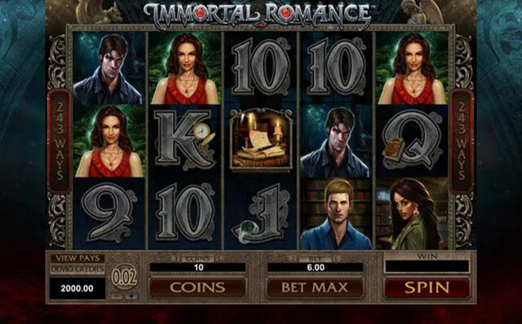 Immortal Romance Screenshot #1