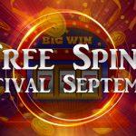 Free Spins Festival September