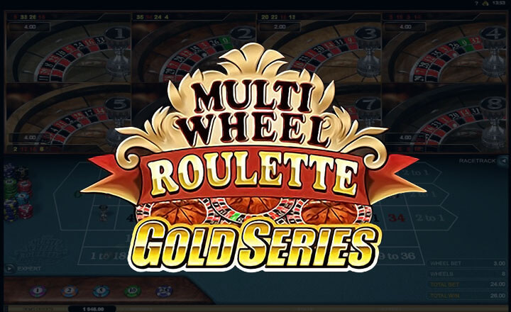 Multi-Wheel Roulette Gold